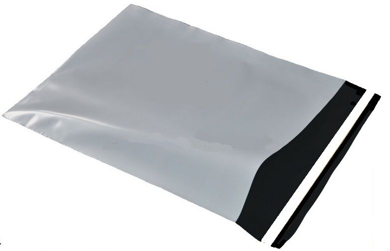 400x500+40mm - Plastové obálky přepravní poštovní obálka