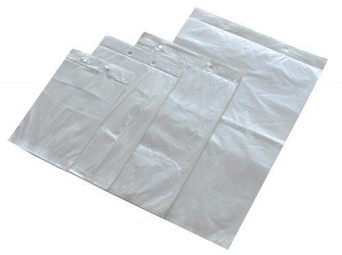 Mikrotenové sáčky odtrhávací 25x35cm - 100ks v balení. Mikrotenový sáček 25 x 35cm